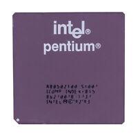 INTEL PENTIUM 100MHz SY007 SOCKET 7