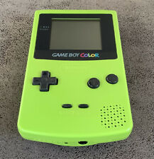 NINTENDO GAME BOY COLOR GRÜN (MODEL NO. CGB-001)
