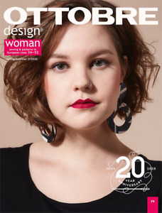 Ottobre Design Woman - sewing pattern magazine #2/2020 - free domestic shipping