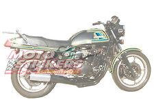 Adesivi moto - Suzuki GSX1000ET 1982 - kit replica decalcomanie