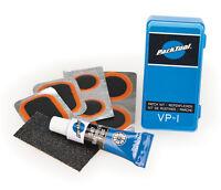 Park Tool VP-1C Vulcanizing Patch Kit / Bike 20/25/35mm Tube Tire Tyre Repair