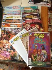 DC HARLEY AND IVY MEET BETTY AND VERONICA COMPLETE SET 1 2 3 4 5 6 A&B BLANK B