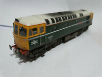 Heljan Gaugemaster GM4240101 Class 33 008 Eastleigh BR Green Weathered BNIB