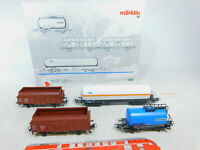 BZ511-1# Märklin H0/AC 4790 Güterwagen/Regional-Wagen-Set-Bayern, NEUW; OVP