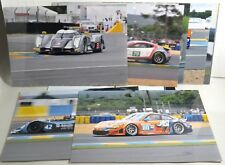 LOT OF 14 PHOTOS cm 10x15 24h LE MANS 2011 original shots by ARCHIVES GASNERIE