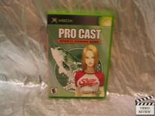 Pro Cast: Sports Fishing Game (Microsoft Xbox, 2003)