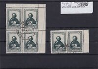 RUSSIA   MOUNTED MINT OR USED STAMPS ON  STOCK CARD  REF R969