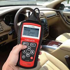 EOBD OBD2 Auto Car Scanner Diagnostic Live Data Code Reader Check Engine Light