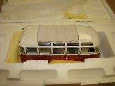 1962 VW Micro Bus  - Franklin Mint - New