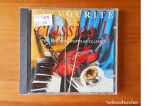 CD FAVOURITE CLASSICS 1 - VIVALDI, BACH, CLARKE, HANDEL, ROSSINI... (1W)