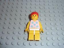 Personnage LEGO City Paradisia minifig / Set 6410-1: Cabana Beach