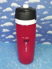 (#068) ELITE Jossa Trinkflasche mit Auslaufschutz  750 ml red