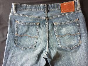 CAMEL ACTIVE Woodstock Jeans Gr.34 x 36 blau