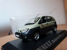 "Renault miniature 1/43 - Scenic RX4 2000 -  Norev/UH ""Coll. Renault"""