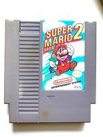 Super Mario Bros. 2 - Original Nintendo NES Game - Tested + Working & Authentic!