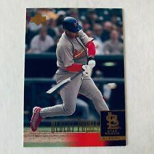 2001 Upper Deck #295 Albert Pujols Rookie St. Louis Cardinals Future HOF Star