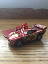 Disney Store Cars Lightning McQueen Christmas Ornament 2013