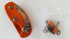 Aluminum Key Holder Organizer Clip Pocket protector sound suppressor accessories