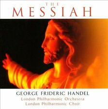 George Frideric Handel: The Messiah (CD, Sep-2013, 2 Discs, Sparrow)