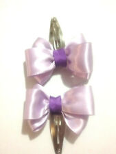 Baby hair clips - PURPLE BHC02