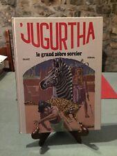 EO - Jugutha - le grand zèbre sorcier - Le lombart éditionn - Vernal Franz - BD1