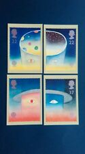 1991 EUROPA. EUROPE IN SPACE STAMPS PHQ CARDS WITH A CAMBRIDGE F.D.I.