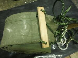ONE British Army 12x12 Tent Storm Strap / Lashing / Guy Rope Shelter MOD