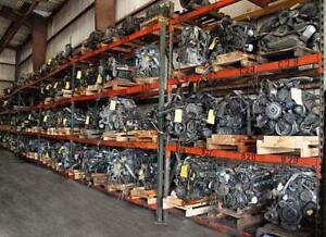 Engine Assembly BUICK ENCLAVE 10 11