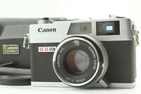 """Read"" [ Exc+5 ] Canon Canonet QL17 G-III Rangefinder Film Camera From Japan"