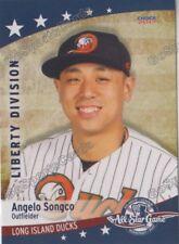 2017 Atlantic League All Star Liberty Angelo Songco Long Island Ducks