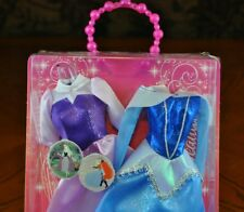 NEW Disney Princess Sparkle Doll Clothes Dress Aurora Sleeping Beauty Movie