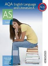 Very Good, AQA English Language and Literature A AS: Student's Book, Banks, Mari