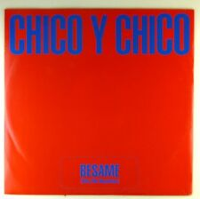 "12"" Maxi - Chico Y Chico - Besame (Kiss Me Muchacho) - M863 - washed & cleaned"