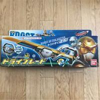 Power Ranger Gokaiger Go-Buster Ichigan Buster /& Sougun Blade DX Narikiri Set