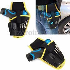 New Tool Pocket Pouch Holder Electrician Waist Pack Screwdriver Belt Bag