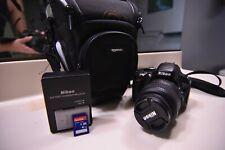 Nikon D5100 DSLR Camera Package Kit- Black (Kit w/ AF-S DX 18-55mm)