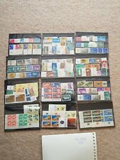 Israel Stamps Mint collection free postage