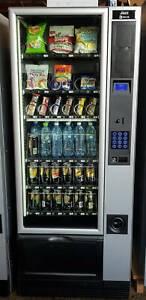 New NECTA JAZZ combo vending machine