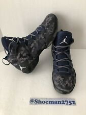 Georgetown Armed Forces Classic Jordan Player Exclusive promo sample size 14