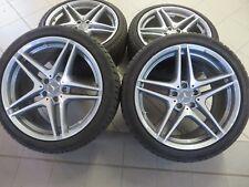 """orig. 19"""" Mercedes AMG Alufelgen C Klasse W205 C63 / C63 S Winterreifen Nr.T446"""