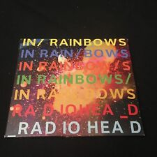 Radiohead - In Rainbows TBD Records CD 2008 NM Electronic Experimental Indie ...