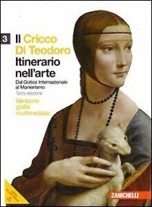 IL CRICCO DI TEODORO. ITINERARIO NELL'ARTE GIALLA VOL. 3 CON DVD-ROM - 978880...