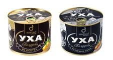 Ukha fish soup trout, sturgeon Уха