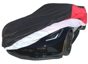 2014-2019 C7 Corvette Extreme Defender All Weather Car Cover Outdoor Or Indoor