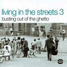 LIVING IN THE STREETS VOLUME 3 Various NEW & SEALED JAZZ FUNK SOUL CD (BGP) R&B