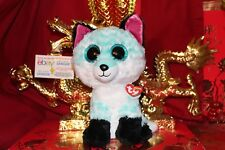 "TY BEANIE BOOS PIPER THE FOX.MEDIUM 9"".CLAIRE'S EXCLUSIVE.2017.MWNMT.NICE GIFT"