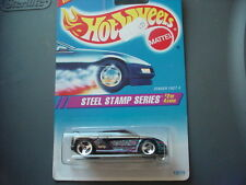 HOT WHEELS #287 ZENDER FACT 4 W/3 SPOKE STEEL STAMP SERIES #2 OF 4 FREE USA SHIP