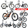 New Electric Bike City Mountain Bike Cycling EBike Bicycle Lithium Battery