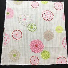 Designers Guild Fabric Sample / Remnant MULBERRY WALK PEONY -  68cm x 64cm