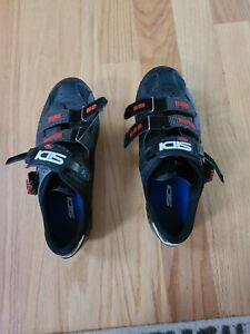 Sidi cycling shoes carbon size 46